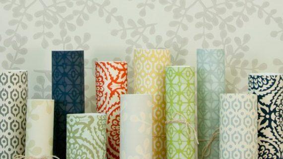 کاغذ دیواری/ نکاتی برای انتخاب مناسب و راحت کاغذ دیواری