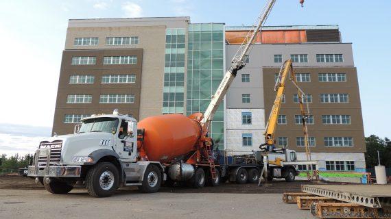 مزایای کاربرد بتن آماده در ساخت و ساز مسکونی