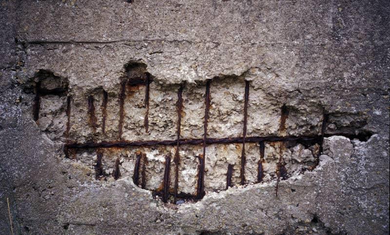 واکنش قلیایی ماسه سنگها (ALKALI AGGREGATE REACTION) در تخریب بتن