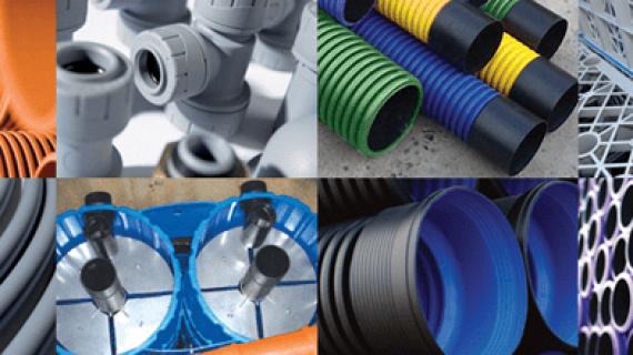 معرفی 8 نوع ماده پلاستیکی ساختمانی رایج