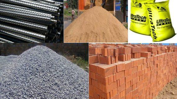 تمامی نکاتی که در مورد نگهداری مصالح ساختمانی در محل پروژه بدانید