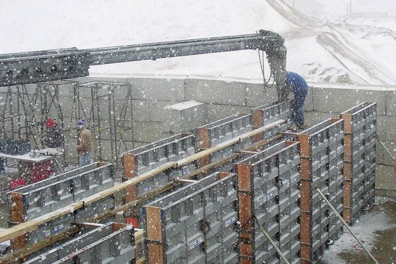 4 دروغ بزرگ در مورد ساخت و ساز در زمستان