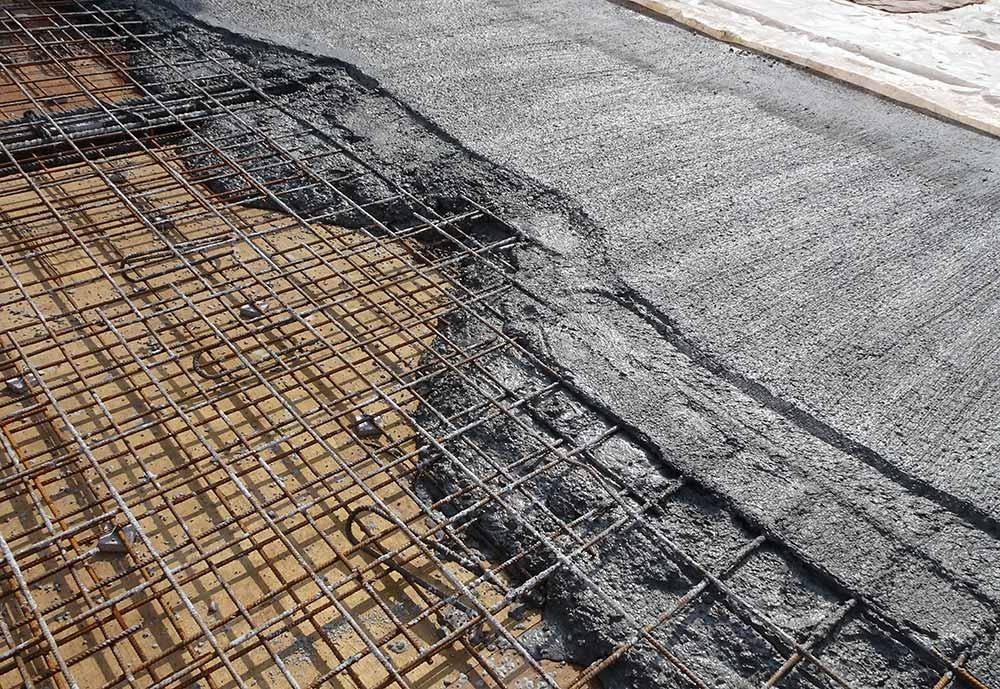 برآورد هزینه تولید بتن آرمه در ساختمان بتنی بر اساس متر مکعب